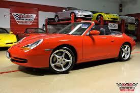 used 1999 porsche 911 for sale 1999 porsche 911 cabriolet stock m5231 for sale near