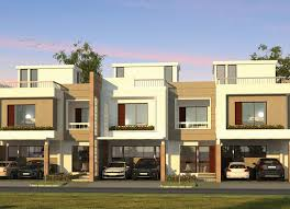 Row Houses In Bangalore - prestige woodside by prestige estates projects limited 3 4 bhk