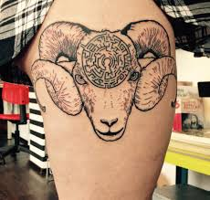 ram tattoo yeahtattoos com