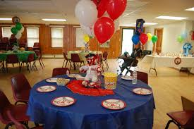 boston red sox table sports party theme kids sports party