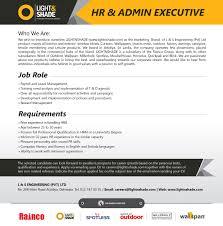 Skills In Hrm Resume Hr Executive L U0026 S Engineering Pvt Ltd Jobpal Lk Find Jobs