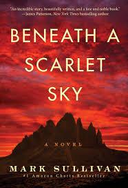 amazon com beneath a scarlet sky a novel 9781503943377 mark