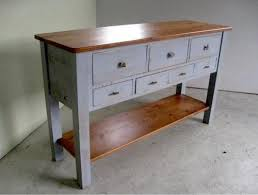kitchen console table diy kitchen island table kitchen console