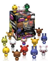five nights at freddy s halloween horror nights five nights at freddy u0027s funko pop mega update coming october 2016