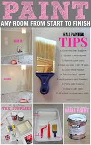 How To Get Scuff Marks Off Walls by How To Paint A Room Livelovediy You Ve Room And Tutorials