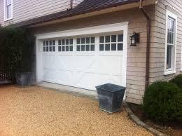 custom wood garage doors aj garage door long island ny