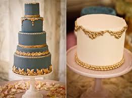 wedding cake gold gorgeous gold cakes on craftsy