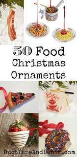 50 food ornaments gift ideas for the foodie on your list