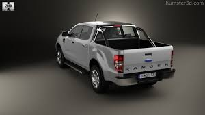 Ford Ranger Truck 2014 - 360 view of ford ranger double cab 2015 3d model hum3d store