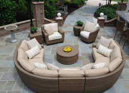 Circular Patio Seating Bewitch Photo Yoben Lovely Isoh Favorable Motor With Lovely