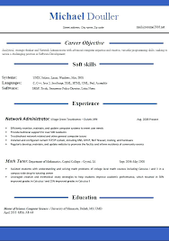 Custom Resume Templates Resume Templates Word 2010 Entry Level Template Examples Sample
