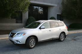 pathfinder nissan 2014 car report the nissan pathfinder is now a more family oriented
