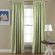 Cheetah Sheer Curtains by Amazon Com Lush Decor Star Room Darkening Window Panel 52 By 84