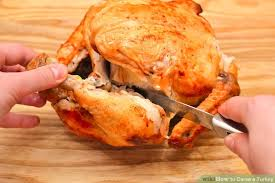 4 ways to carve a turkey wikihow