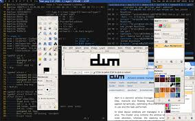 File Manager Title Suckless Org Dwm Dynamic Window Manager