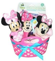 minnie mouse easter basket ideas no candy disney gift basket ideas for 50