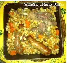 recette cuisine hiver la recette plat d hiver cassoulet paperblog