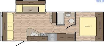 expandable rv floor plans volante 5th wheel