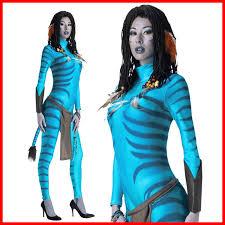 Halloween Avatar Costume Popular Woman Avatar Costume Buy Cheap Woman Avatar Costume Lots