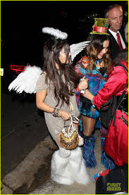 vanessa hudgens angel at casamigos halloween party 2013 photo