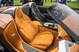 bmw supercar interior bmw concept z4 first look motor trend