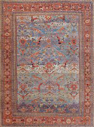 Red And Blue Persian Rug by Sultanabad Rugs And Carpets Wikipedia