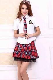 school girl costume plaid classmate costume school girl costumes school girl