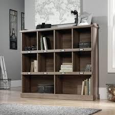 decoration small black bookshelf narrow espresso bookshelf 4