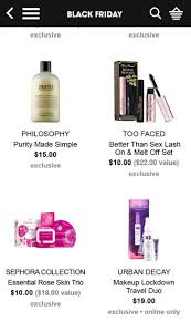 websites with the best black friday deals set your alarms and get ready to buy everything at sephora during