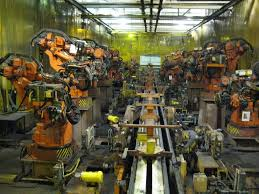 bmw factory robots 200 used six axis robot arms going on auction will look perfect