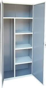 armadio da esterno in alluminio armadio portascope linea mare alluminio bianco porta scope