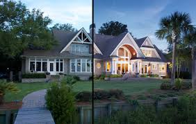 how to photograph real estate houses at dusk and sunset youtube
