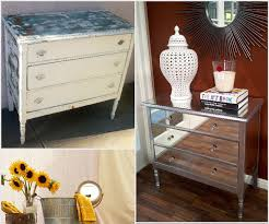 How To Make A Mirrored Nightstand Diy Well Suited Ideas How To Make Mirrored Furniture Stunning Design