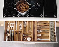 tiroir de cuisine les rangements en cuisine indispensables tiroirs inspiration