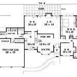 single level ranch house plans archives new home plans design