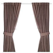 Ikea Beige Curtains Ikea Beige Curtains Curtains Brown Window Drapes Cotton Linen
