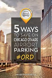 Where Is Midway Airport In Chicago On A Map by O U0027hare Parking 6 Tips On Cheap Chicago Ord Airport Long Term Parking