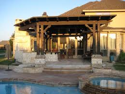 Pergola Designs With Roof by Dazzling Wooden Backyard Pergola Roof Design Covered Patio Area