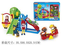 3d model track kids toy anime diy educational juguetes paw patrol