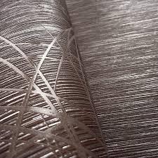 design tapete edem 1020 16 designer wallpaper style stripes glossy choco brown