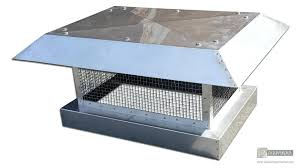 prefab fireplace chimney caps majestic outdoor cap ideas stainess
