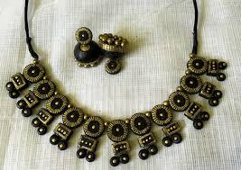 terracotta jewellery designs for sarees best jewellery 2017