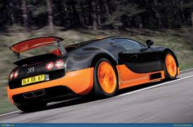 ausmotive  bugatti veyron super sport sets new landspeed record