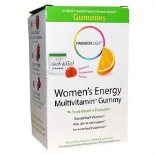rainbow light multivitamin side effects rainbow light womens multivitamin energy gummy dietry supplements