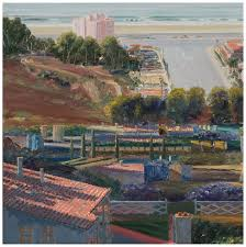 Wayne Thiebaud Landscapes by Wayne Thiebaud Los Angeles Modern Auctions Blog