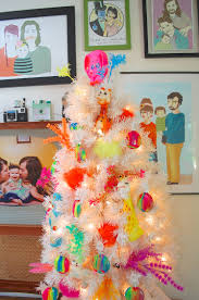 national thrift shop day why not decorate a tree with thrifted
