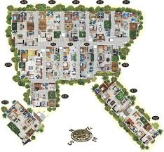 100 floor plan agreement one miami floor plans