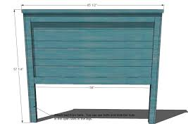 ana white build a reclaimed wood headboard queen size free and easy
