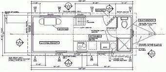 Excellent 8 X20 Tiny House Floor Plan I Love Tiny House Floor Plans Oregon