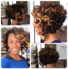 layered sew in hairstyle 1000 images about sew in ideas on